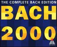 Bach 2000: The Complete Bach Edition (Includes Commemorative Book) (Box Set) von Various Artists