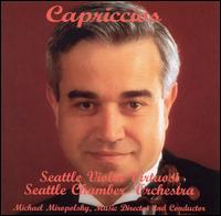 Capriccios von Seattle Violin Virtuosi