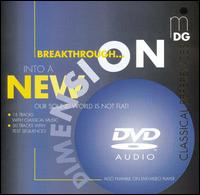 Breakthrough ... into a New Dimension [DVD Audio] von Various Artists
