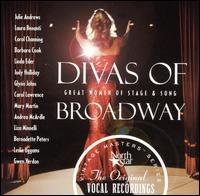 Divas of Broadway: Great Women of Stage and Song von Various Artists