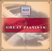 The Great Pianists von Various Artists