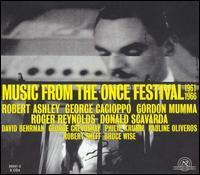 Music from the Once Festival 1961-1966 von Various Artists