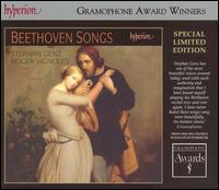 Beethoven: Songs von Stephan Genz