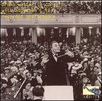 Bruno Walter in Concert: With Huberman's Last Recorded Performance von Bruno Walter