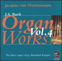 J.S. Bach: Organ Works, Vol. 4 von Jacques van Oortmerssen