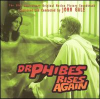 Dr Phibes Rises Again [30th Anniversary Original Motion Picture Soundtrack] von Original Score