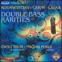 Double Bass Rarities von Zsolt Tibay