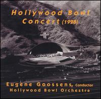Hollywood Bowl Concert (1928) von Eugene Goossens