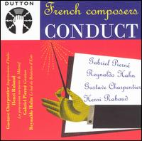 French Composers Conduct von Various Artists