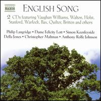 English Song von Various Artists