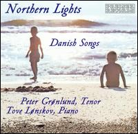 Northern Lights, Danish Songs von Peter Gronlund