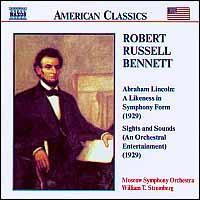 Robert Russell Bennett: Lincoln: Likeness in Symphony von Various Artists