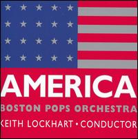 America von Boston Pops Orchestra