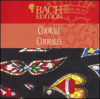 Bach Edition: Chorales von Nicol Matt