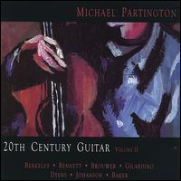 20th Century Guitar, Vol. 2 von Michael Partington