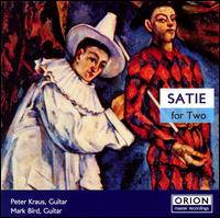 Satie for Two von Various Artists