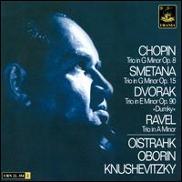 Chopin, Smetana, Dvorak, Ravel: Piano Trios von Various Artists