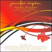 Jennifer Higdon: Summer Shimmers von Various Artists