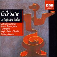 Satie: Les Inspirations insolites von Various Artists