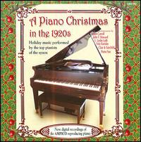 A Piano Christmas in the 1920s von Various Artists