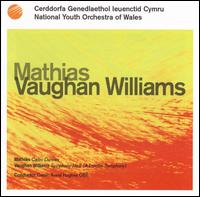 William Mathias: Celtic Dances; Vaughan Williams: Symphony No 2 'London' von Wales National Youth Orchestra