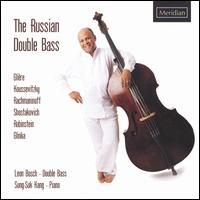 The Russian Double Bass von Leon Enrique Bosch