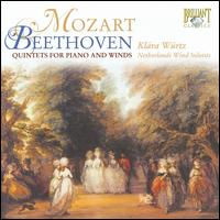 Mozart & Beethoven: Quintets for Piano & Winds von Various Artists
