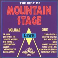 Best of Mountain Stage Live, Vol. 1 von Various Artists