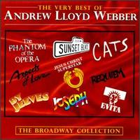 Very Best of Andrew Lloyd Webber: The Broadway Collection von Various Artists