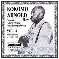 Complete Recorded Works, Vol. 4 (1937-1938) von Kokomo Arnold