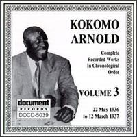 Complete Recorded Works, Vol. 3 (1936-1937) von Kokomo Arnold