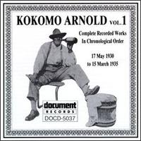 Complete Recorded Works, Vol. 1 (1930-1935) von Kokomo Arnold