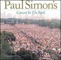 Concert in the Park von Paul Simon