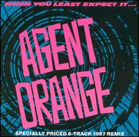 When You Least Expect It... [EP] von Agent Orange