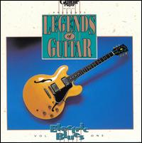Guitar Player Presents Legends of Guitar:  Electric Blues, Vol. 1 von Various Artists