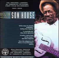 Delta Blues [Biograph] von Son House