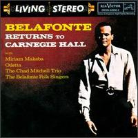 Belafonte Returns to Carnegie Hall von Harry Belafonte