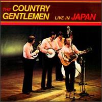 Live in Japan von The Country Gentlemen
