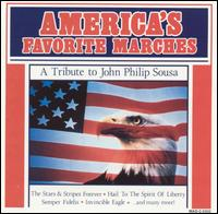 America's Favorite Marches von Various Artists