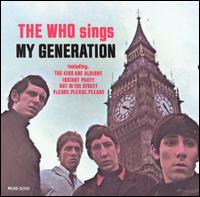 Who Sings My Generation von The Who