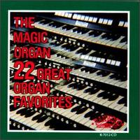 22 All Time Big Band Favorites von Magic Organ