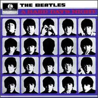 Hard Day's Night [UK] von The Beatles