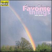 Favorite Things von George Shearing
