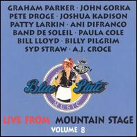 Live from Mountain Stage, Vol. 8 von Various Artists