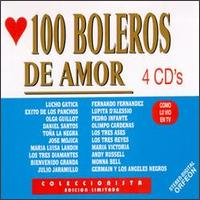 100 Boleros de Amor von Various Artists