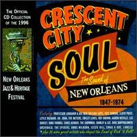 Crescent City Soul: The Sound of New Orleans von Various Artists