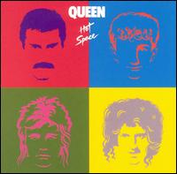 Hot Space von Queen