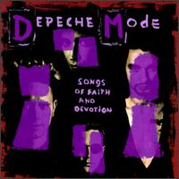 Songs of Faith and Devotion von Depeche Mode