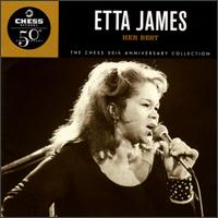 Her Best von Etta James