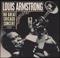 Great Chicago Concert 1956 von Louis Armstrong